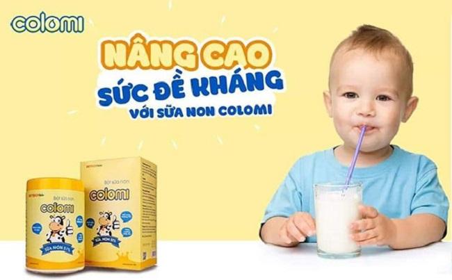 Sữa non colomi