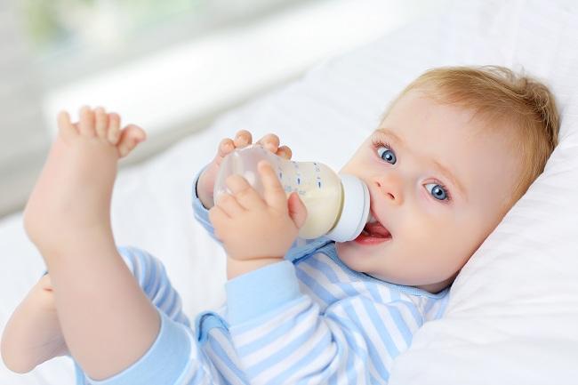 Sữa non cho trẻ sơ sinh