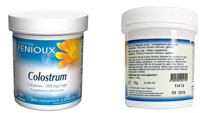 Sữa non Pháp FENIOUX COLOSTRUM tăng sức đề kháng cho trẻ biến ăn, chậm lớn