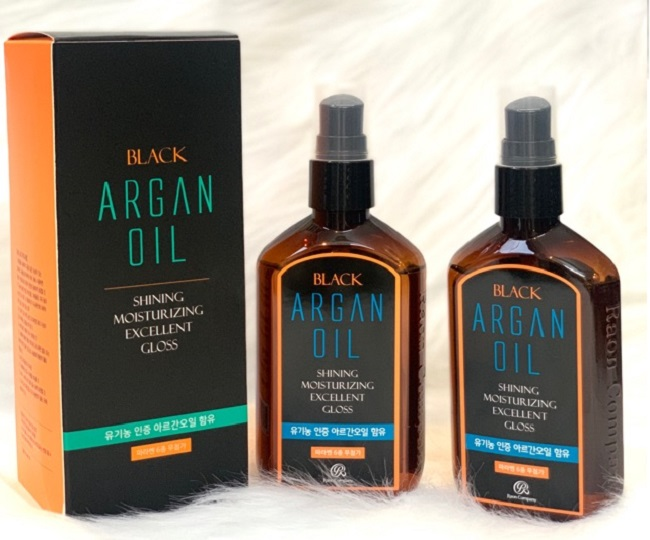 The Black Argan Oil