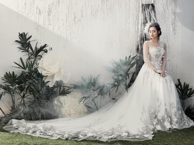 Thuê áo cưới Sài Gòn