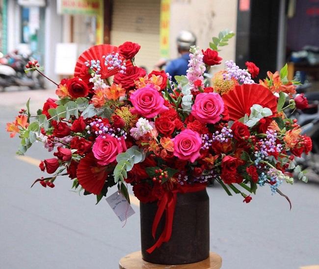 Trà Flowers – Cửa Hàng Hoa Tươi HCM