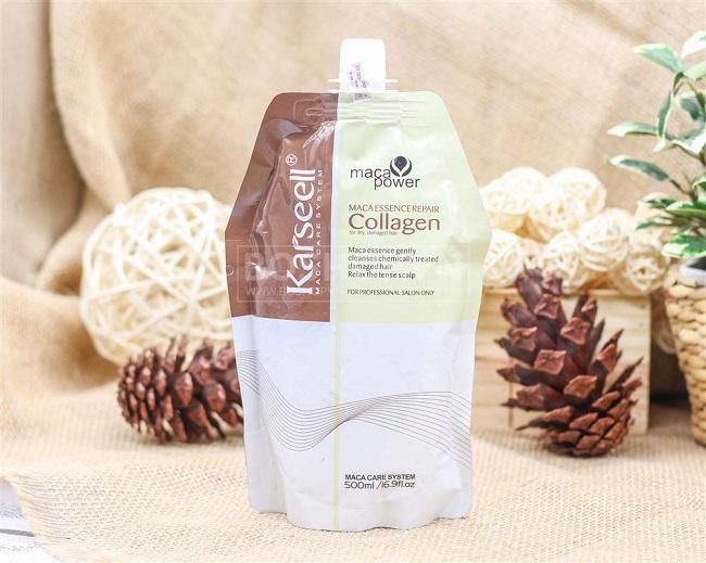 Ủ Tóc Collagen Karseell Maca 500ml