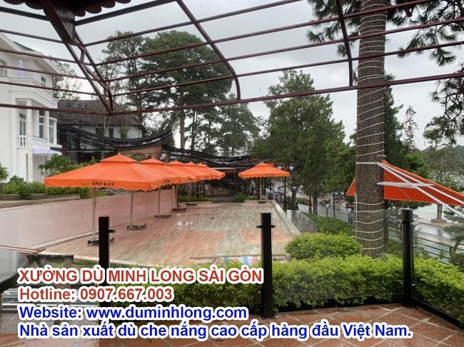 Xưởng Sản Xuất Dù Minh Long