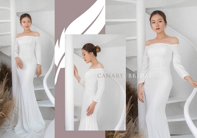 Canary Studio & Bridal – Cho Thuê Áo Dài Cưới Sài Gòn