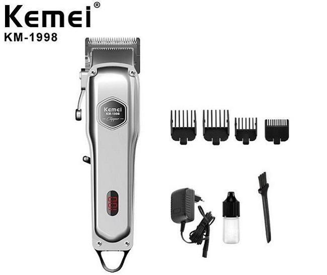Tông đơ cắt tóc trẻ em Kemei 1998