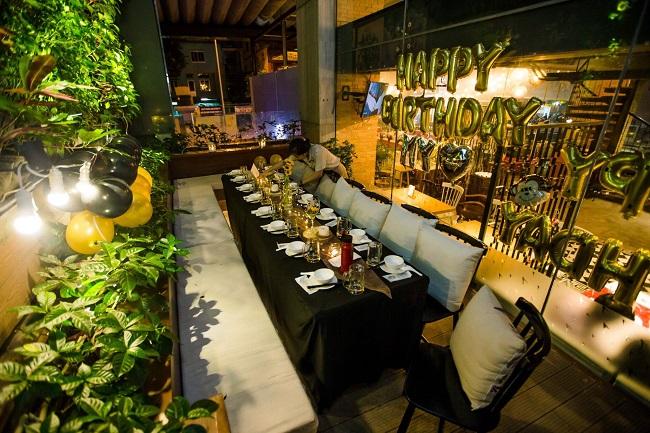 Én Tea House & Restaurant là nhà hàng tổ chức sinh nhật uy tín