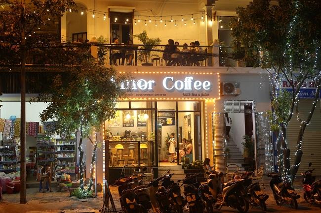 Amor Coffee – Địa Điểm Hẹn Hò Quận 10 TPHCM