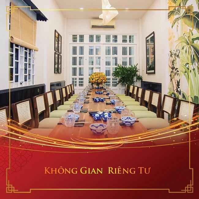 Nhà hàng tổ chức sinh nhật ở Sài Gòn Ân Nam