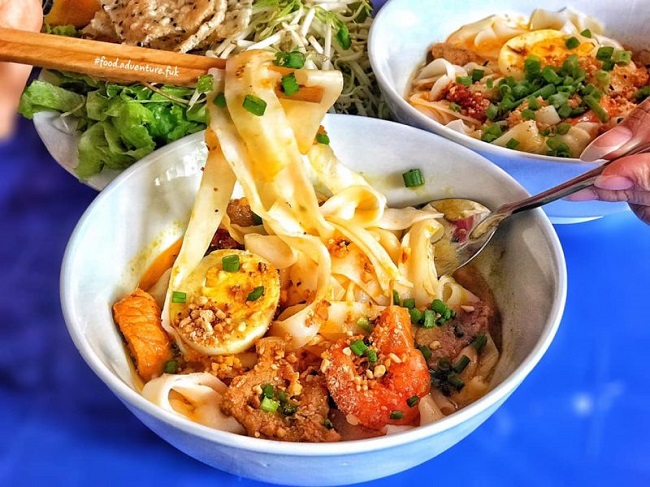 Ăn sáng Sài Gòn