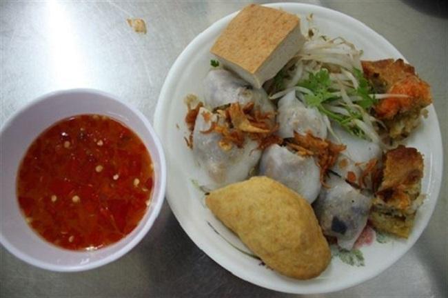 Bánh ướt Nguyễn Cư Trinh