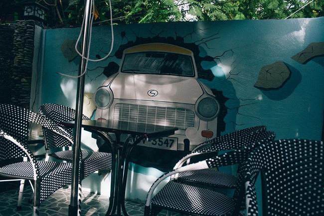 Quán cà phê ở quận 12 Bin's House Coffee