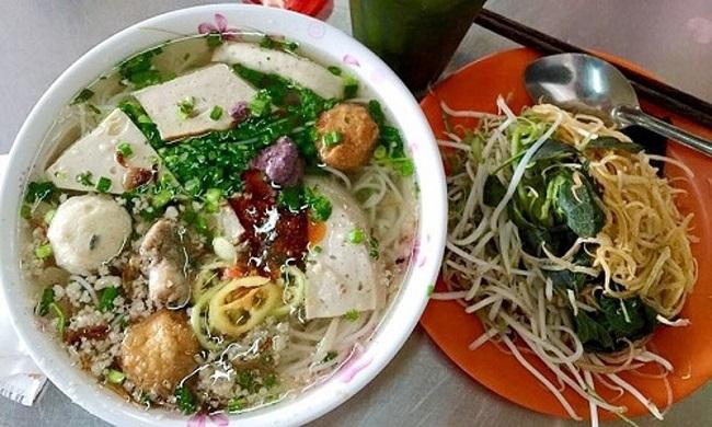 Bún mọc Thanh Mai là món ăn sáng Sài Gòn được nhiều người yêu thích