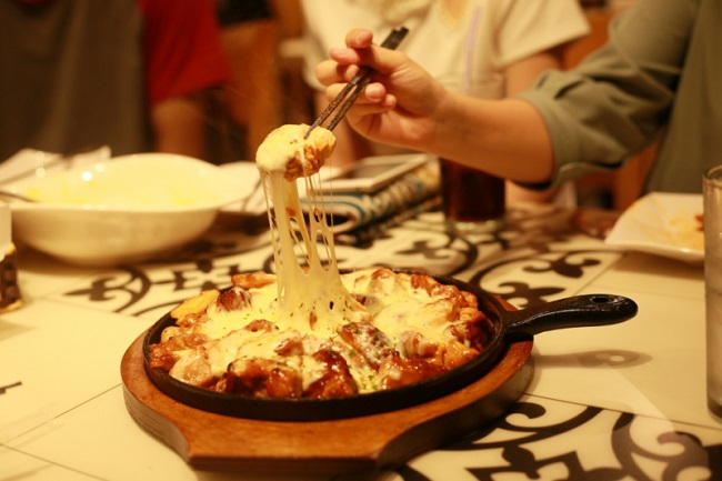 Busan Korean Food