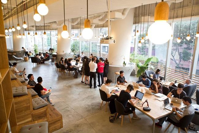 Cafe làm việc ở Sài Gòn