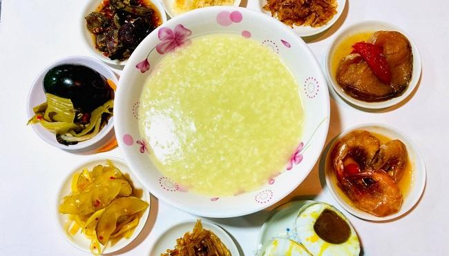 Cháo Trắng Hàng Xanh – Ăn Đêm Ở Sài Gòn