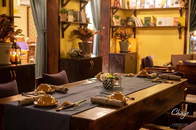 Chay Garden Vegetarian Restaurant – Buffet Chay Ngon Rẻ Ở Thành Phố HCM
