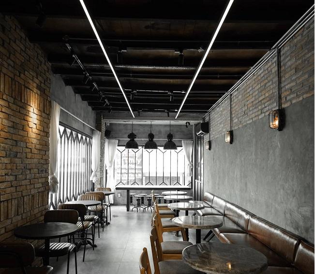Cheese Coffee quán cà phê yên tĩnh ở TPHCM