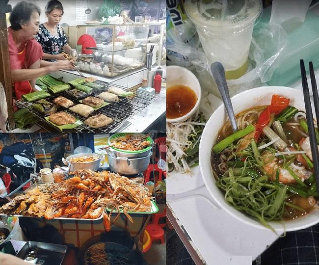 Chợ Đêm Bà Chiểu - Khu Ăn Đêm Ở Sài Gòn