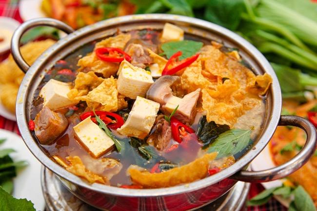 Khu Ẩm Thực Chợ Sài Gòn – Chợ Gò Vấp