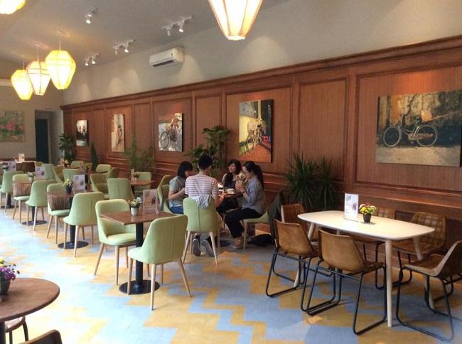 Ciao café - Quán Cà Phê Đẹp Yên Tĩnh Ở Sài Gòn
