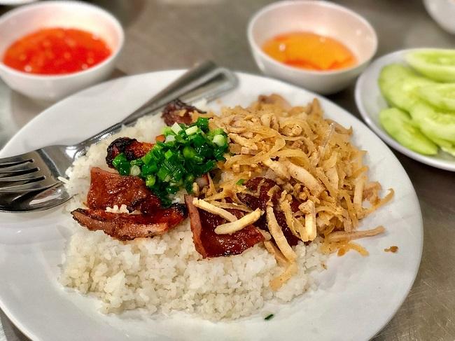 Quán ăn tối - Cơm Tấm Bà Mười Sài Gòn