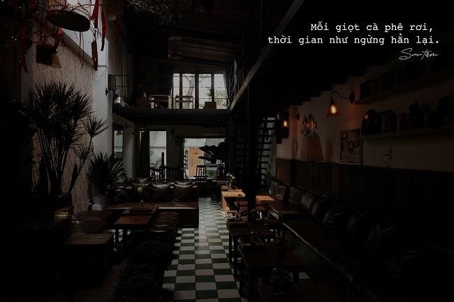 Cooku's Nest Cafe quán cafe yên tĩnh ở Sài Gòn