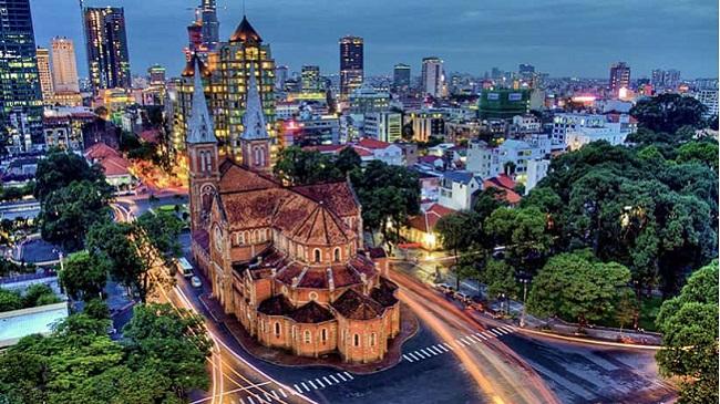Địa điểm vui chơi Sài Gòn