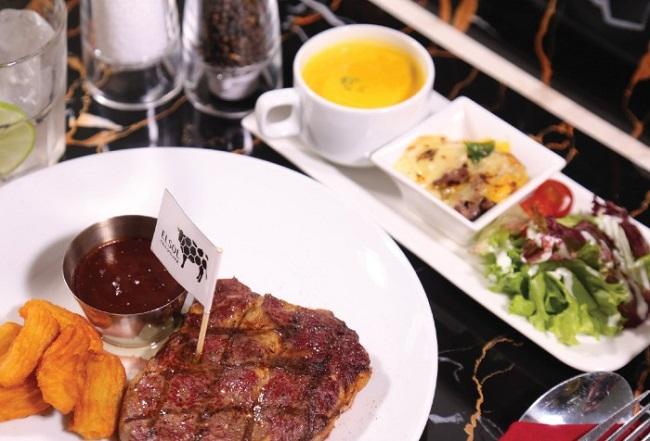 Elsol Meat&Wine – Quán Ăn Ngon Quận 3 Sài Gòn