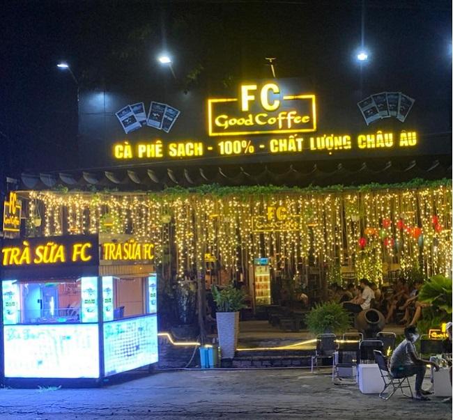 FC Good Coffee – Cafe Sân Vườn Thoáng Mát Ở Quận 10