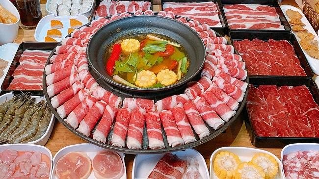 Food House – Ăn Buffet Ở Sài Gòn Quận 10