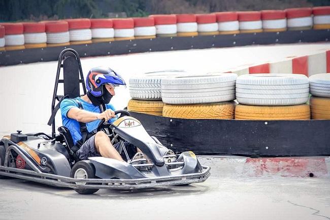 Kart 1 - đua xe Go Kart