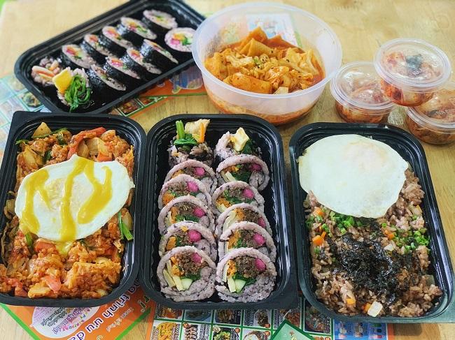 Nhà hàng Hàn Quốc Hanuri Korean Fast Food