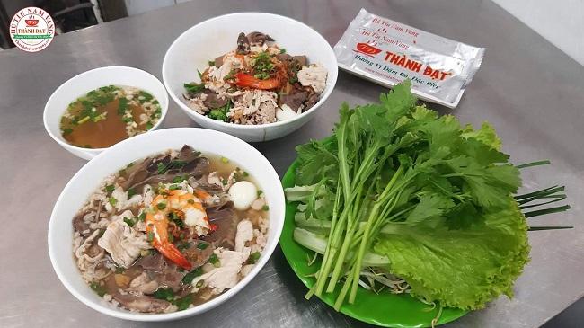 Hủ Tiếu Nam Vang Thành Đạt là món ăn sáng Sài Gòn ngon