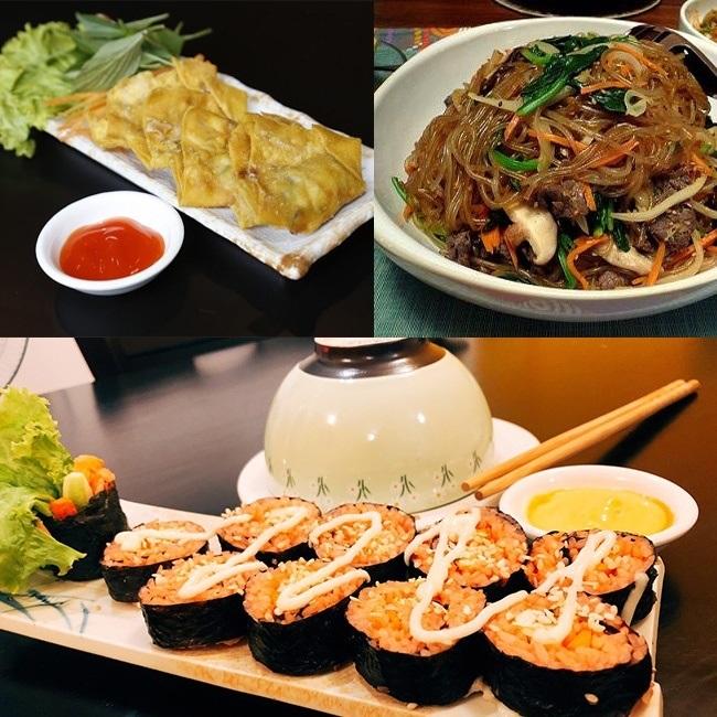 KVegetarian – Restaurant & Cafe là nhà hàng quận Bình Thạnh ngon