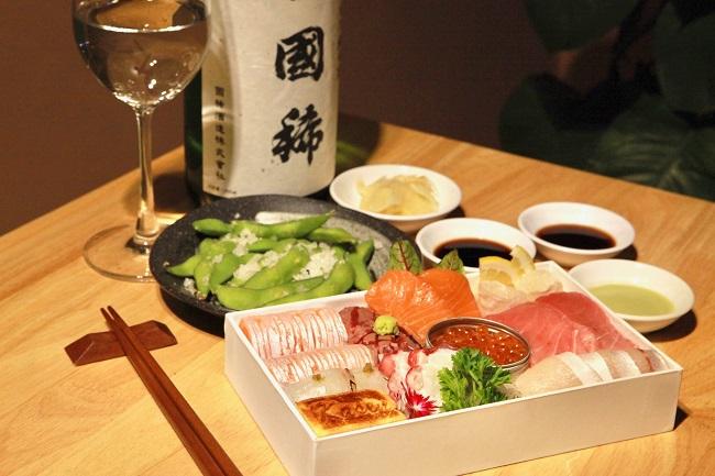 Kasen Sushi là nhà hàng sushi ngon có tiếng ở Sài Gòn