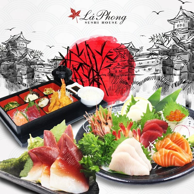 Lá Phong sushi house