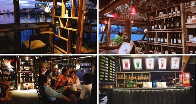 LaNgon Mía Quán là quán cafe độc lạ ở Sài Gòn