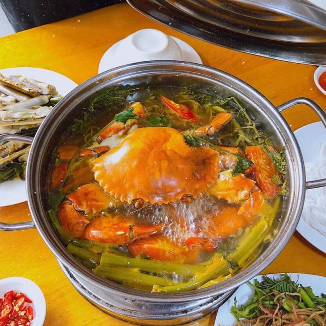 Lẩu Cua Đất Mũi – Quán Ăn Sài Gòn Quận 10 Được Yêu Thích