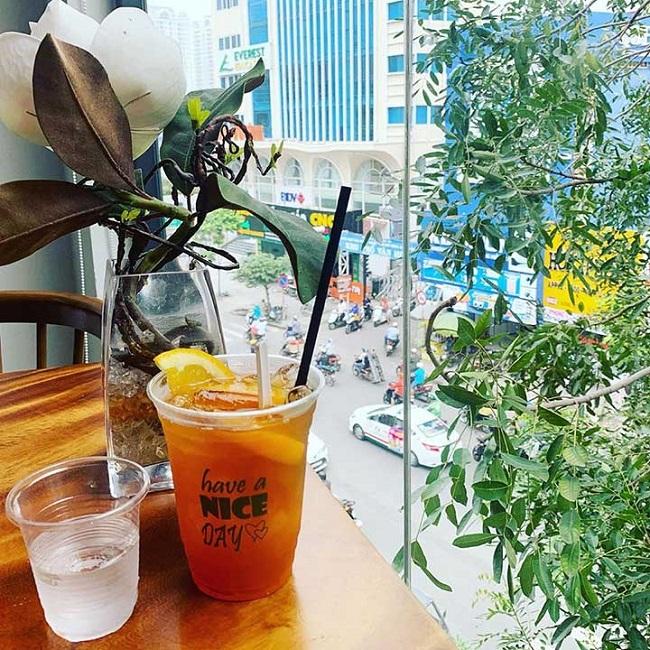LiBB House – Quán Cafe Đẹp Sài Gòn Quận 10