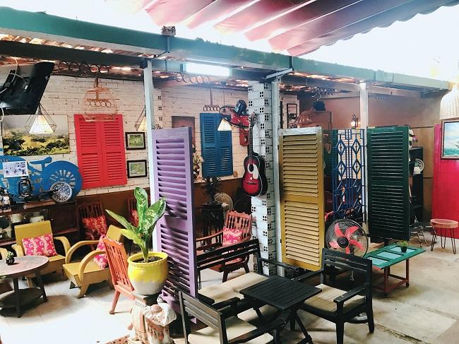 Quán cà phê đẹp quận 12 Lúa Về Coffee