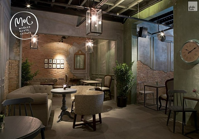 Quán M2C Cafe