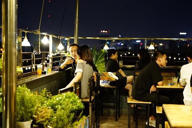 Mary Jane's The Bar Sài Gòn