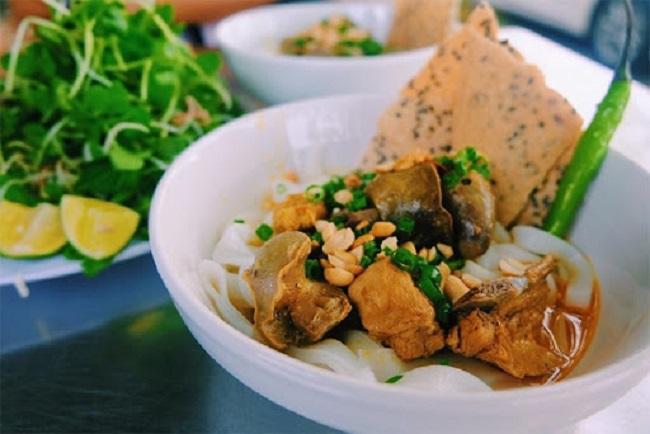 Mỳ Quảng Ngon ở Tân Bình