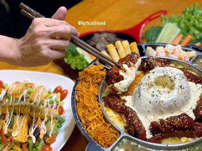 Nhà hàng Hàn Quốc Moon's Kitchen