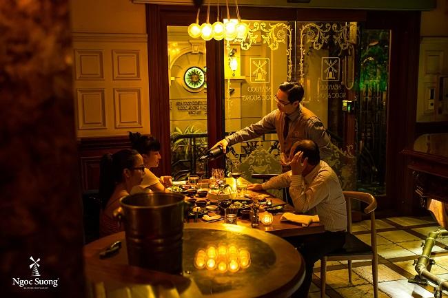 Ngọc Sương Sài Gòn