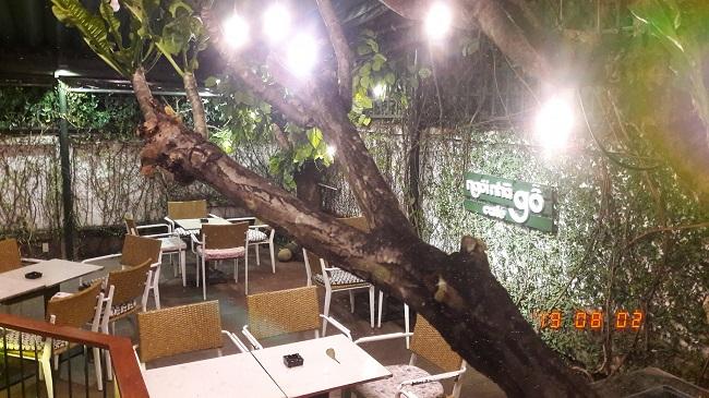 Căn Nhà Gỗ Cafe
