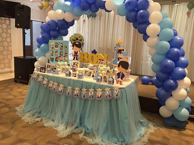 Nhà hàng 63 Cao Thắng là nhà hàng tổ chức sinh nhật lý tưởng