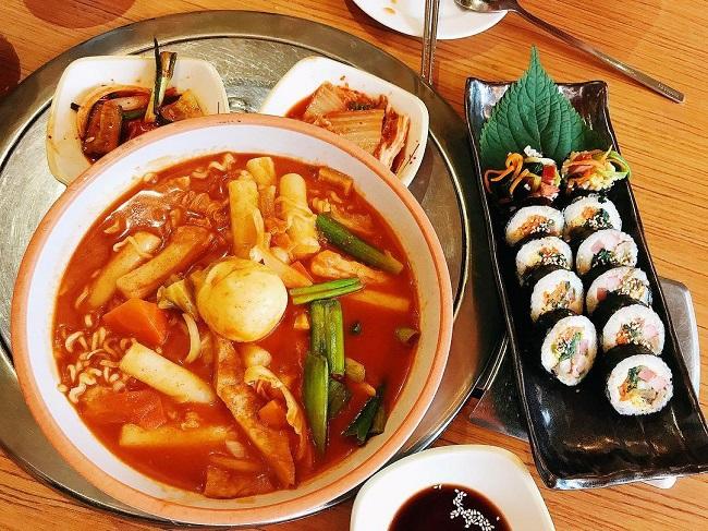 Nhà hàng Mr.BBQ & Ssam – Ẩm Thực Hàn Quốc