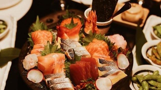 Nhà Hàng Sushi Rei